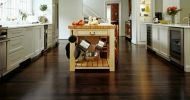 Bamboo Flooring with Simple Finish