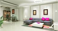 Basic Principles of Ceiling Design for Living Room