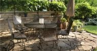 Romantic Outdoor Dining Room Sets Decoration Ideas