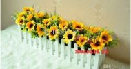 Sunflower Decor Ideas