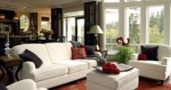Spring Living Room Interior Designs