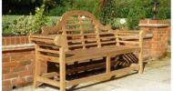 Teak Garden Benches Ideas