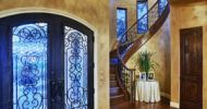 Various Choices of the Front Door Designs for Houses with Various Styles