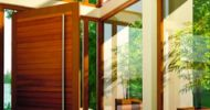 The Perfect Mix and Match for your Exterior Wooden Door