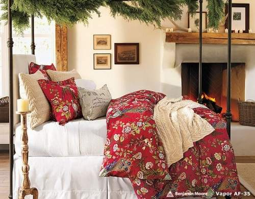 Kids Bedroom Christmas Decoration Ideas