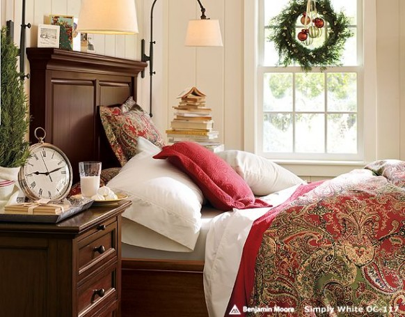 room decorating ideas for christmas