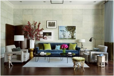 Green Living Room Ideas (20)