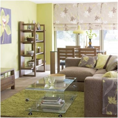 Green Living Room Ideas (6)