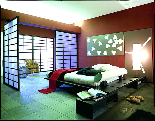 Asian Inspired Home Decorating (4)