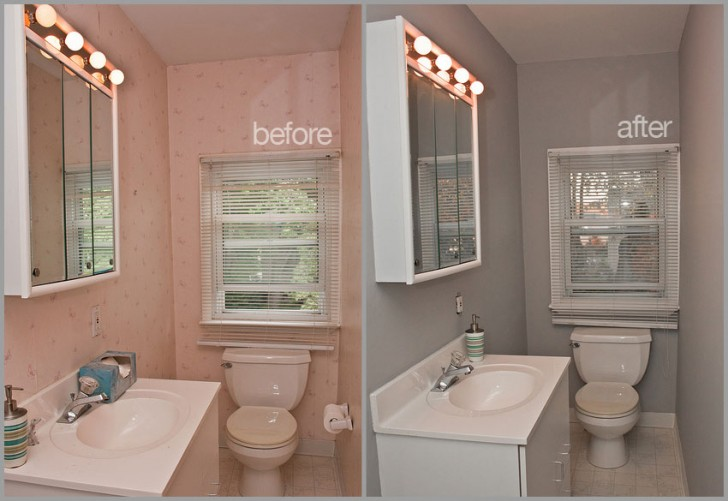 Bathroom on a Budget (3)