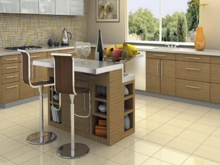 tiling kitchen floor price