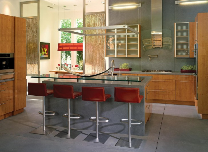 open kitchen and dining room design (9)