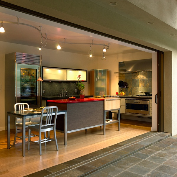 open kitchen and dining room design (2)