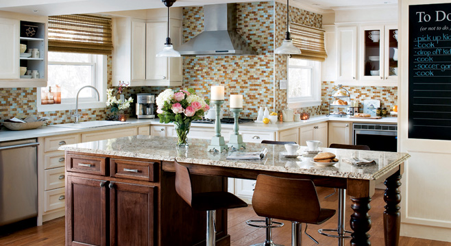 open kitchen and dining room design (7)