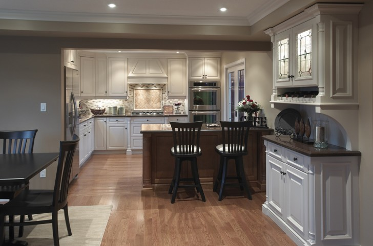 open kitchen and dining room design (10)