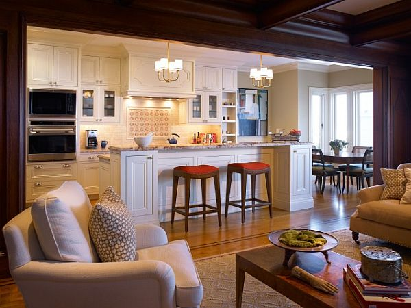 open kitchen and dining room design (18)
