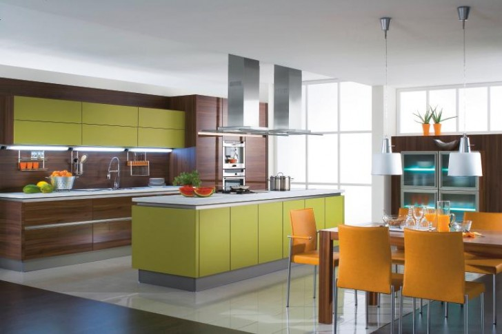 open kitchen and dining room design (14)