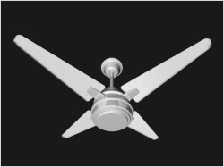 ceiling fan rotation direction in summer