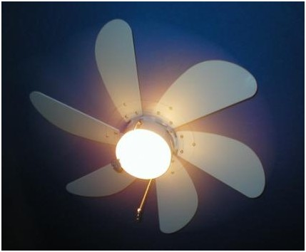 ceiling fan rotation direction
