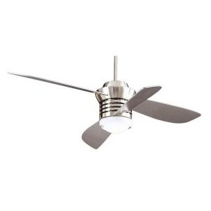 ceiling fan rotation for cooling