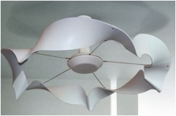 ceiling fan rotation for hot and cold