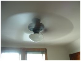 ceiling fan rotation for winter months
