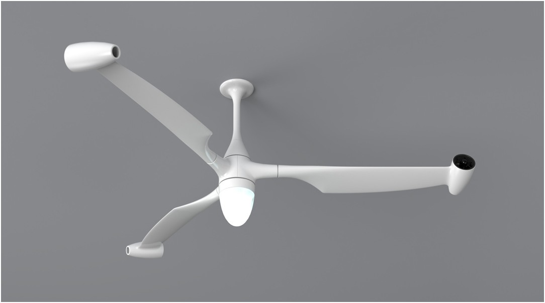 changing ceiling fan rotation