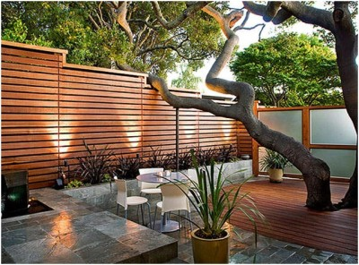 Courtyard Lighting Ideas (7)