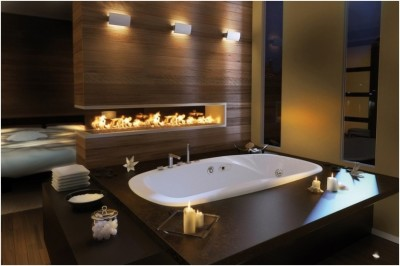 Contemporary Small Bathroom (12)