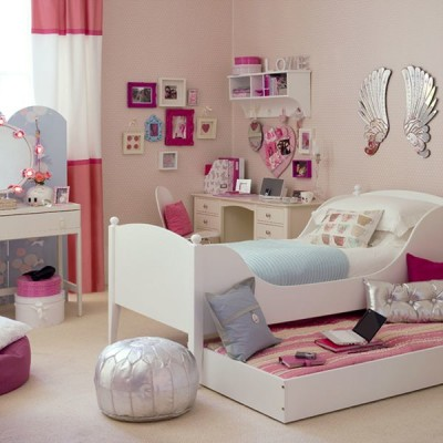 Teenage Girls Bedroom Decorating Ideas (18)