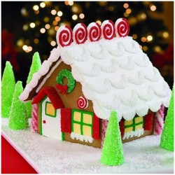 Gingerbread Decorations Ideas (5)