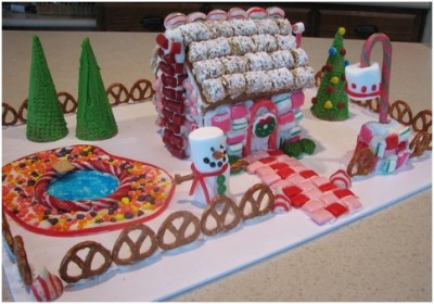 Gingerbread Decorations Ideas (4)