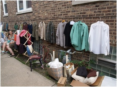 Garage Clothes Sale (3)