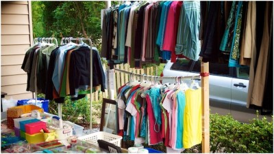 Garage Clothes Sale (13)
