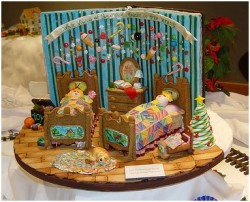 Gingerbread Decorations Ideas (1)