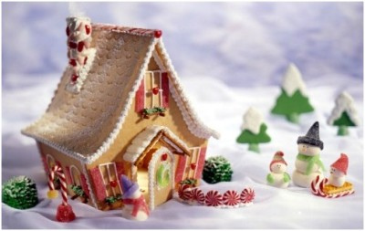 Gingerbread Decorations Ideas (26)