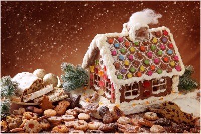 Gingerbread Decorations Ideas (24)