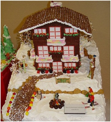 Gingerbread Decorations Ideas (21)