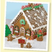 Gingerbread Decorations Ideas (18)