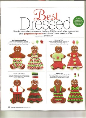 Gingerbread Decorations Ideas (17)