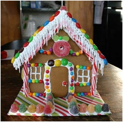 Gingerbread Decorations Ideas (16)