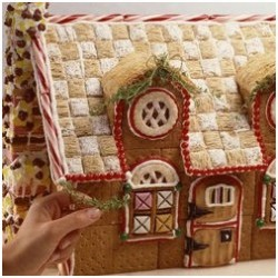 Gingerbread Decorations Ideas (15)