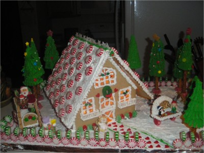 Gingerbread Decorations Ideas (13)