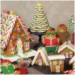 Gingerbread Decorations Ideas (12)