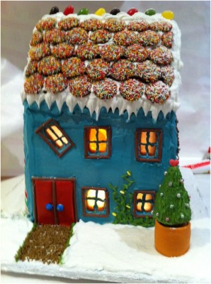 Gingerbread Decorations Ideas (11)