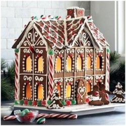Gingerbread Decorations Ideas (9)