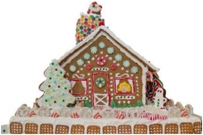 Gingerbread Decorations Ideas (8)