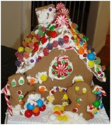 Gingerbread Decorations Ideas (7)