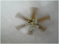 harbor breeze ceiling fan rotation
