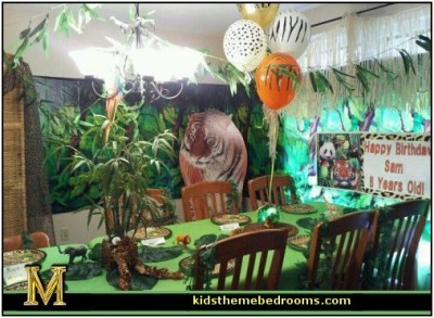 Safari Decorations Ideas (1)
